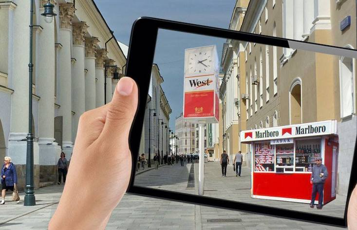 1990s Moscow could be making a comeback in augmented reality