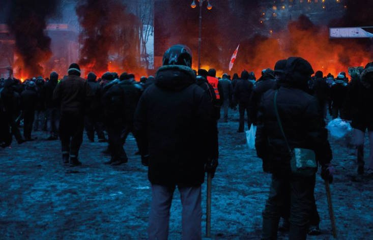 The Revolution of Dignity: London exhibition showcases Maidan photography 4 years on