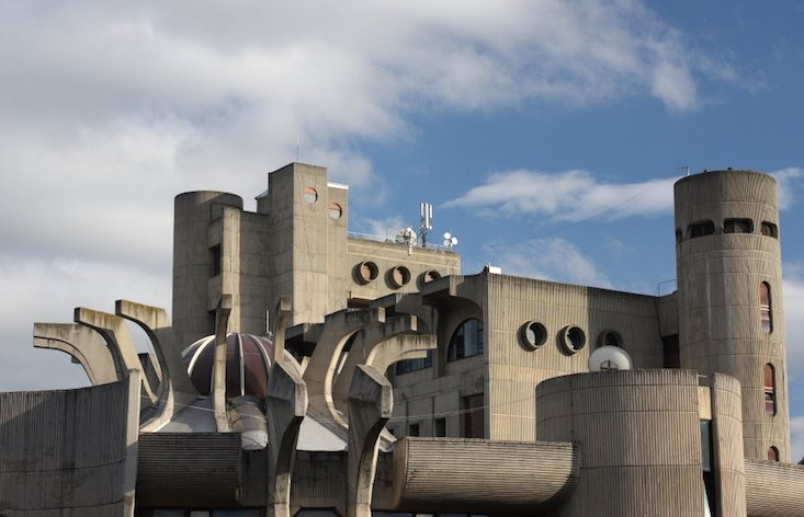 SOS Brutalism: the campaign saving unloved architecture in the New East and beyond