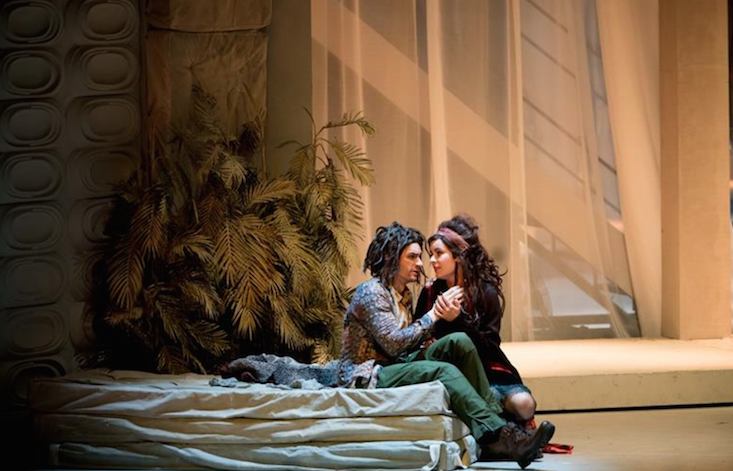 Hungarian State Opera stokes controversy with all-white casting of Porgy and Bess