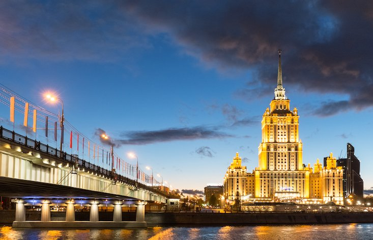 Join the Moscow tour group mixing Soviet architecture with epic DJ sets