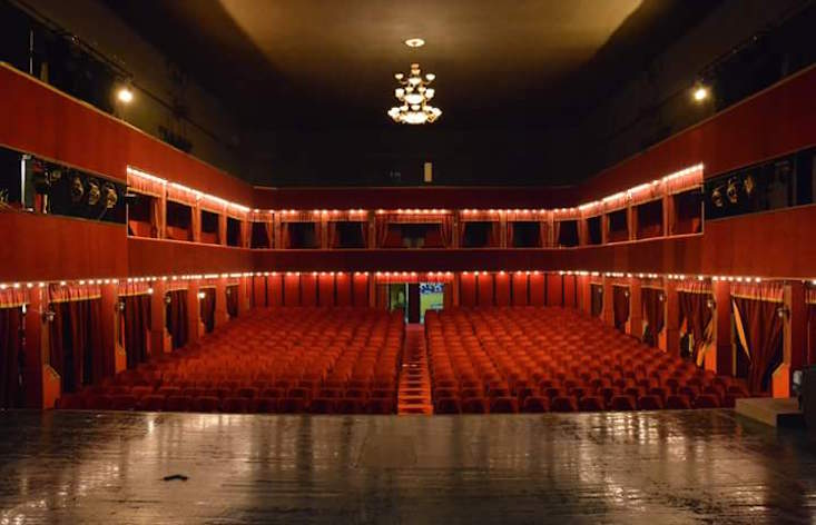 Image result for National Theatre (Albania)