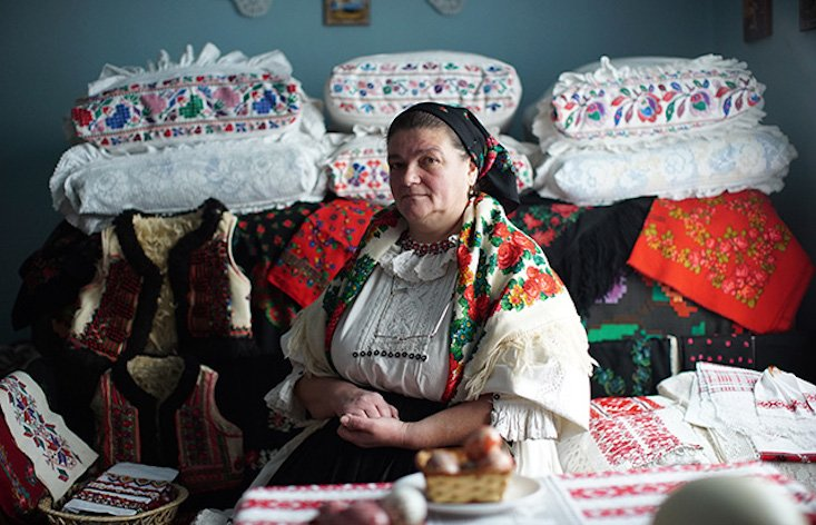Bihor, not Dior: check out the new campaign reclaiming Romanian folk style