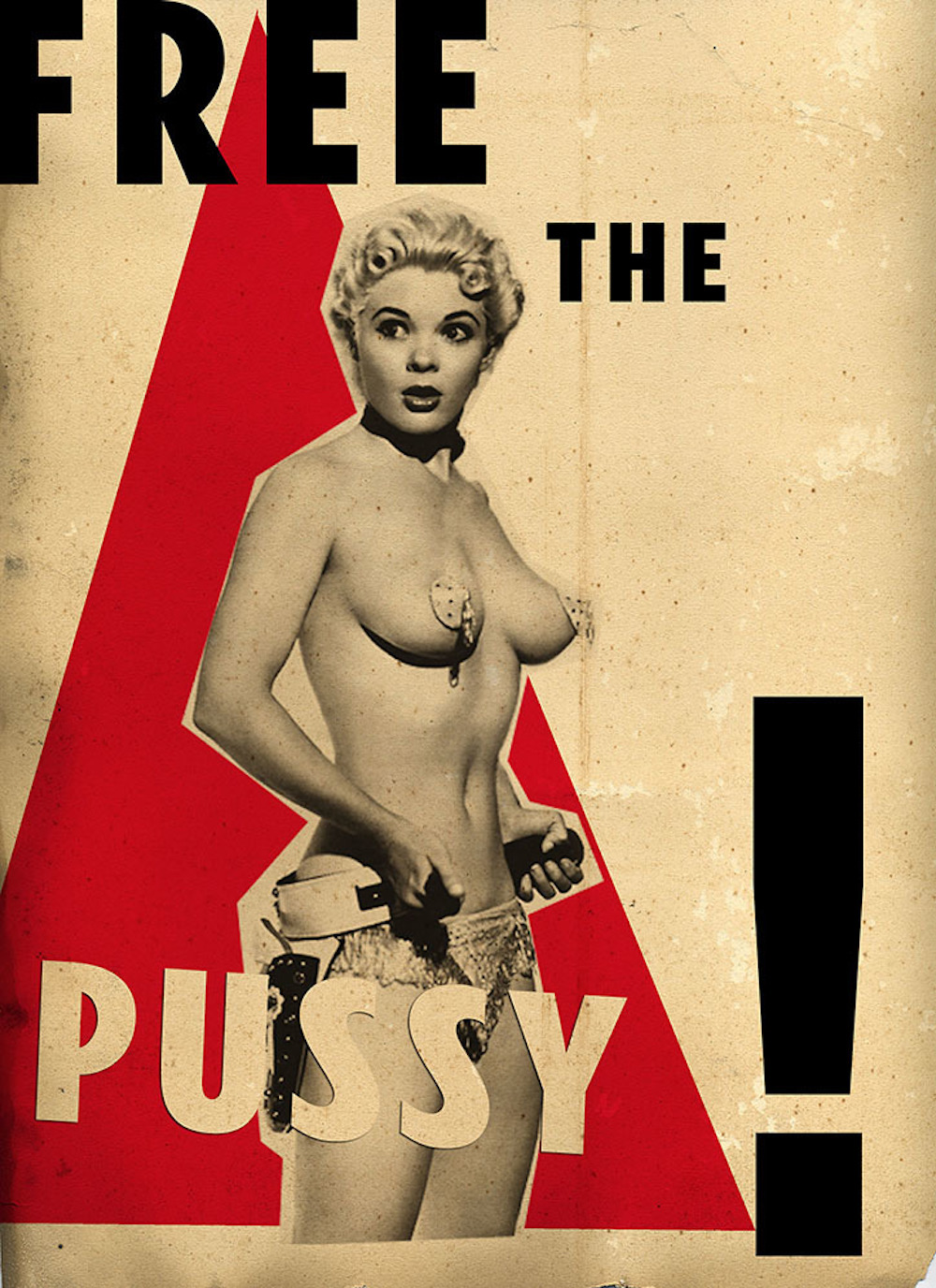 Image: Free the Pussy by Billy Chyldish