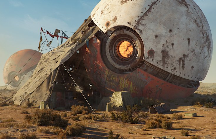 Explore a world of dystopian pop culture with Czechia's Filip Hodas