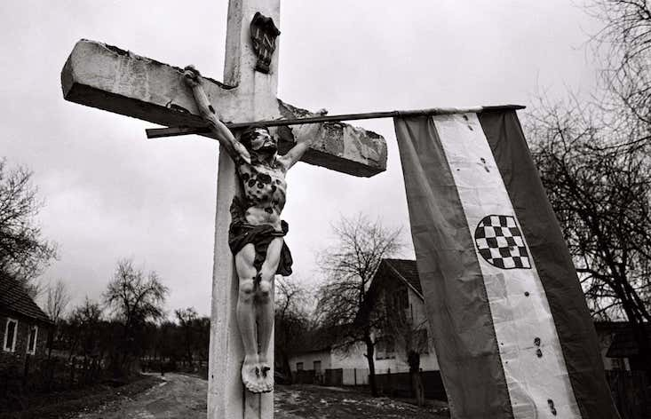 'The country of my youth didn't exist anymore': capturing the final months of Yugoslavia