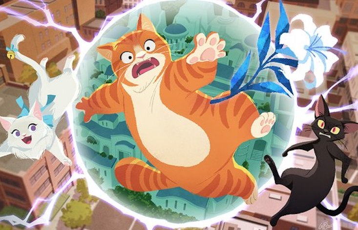 Russian kids' book about time travelling cat set to hit TV screens