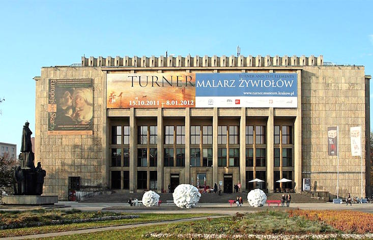 Polish artists urge Krakow's National Museum to fight the far-right with new exhibition