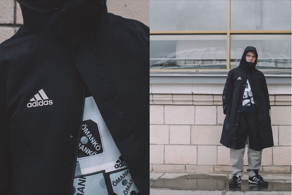Adidas x ÖMANKÖ: the new collab with Russia's streetwear mega-influencer