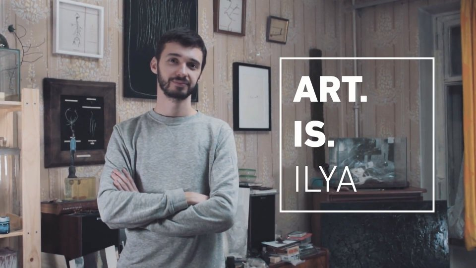 Art.Is.You: watch the new online project bringing Russian art to the world