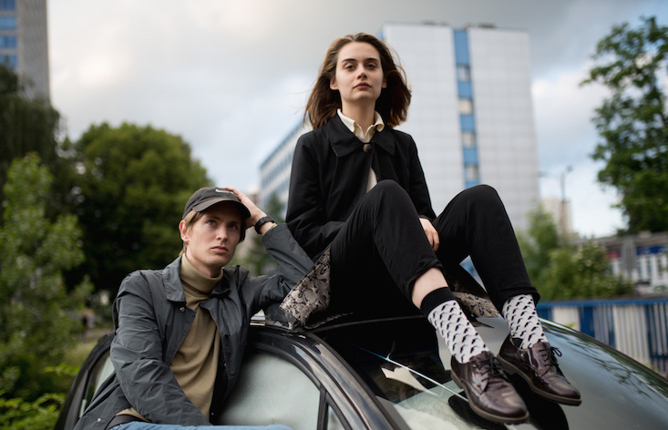 Catch the UK premiere of Polish pop duo Coals with The Calvert Journal's latest after-party
