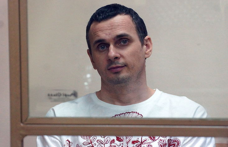 Top Canadian arts festivals call on Russia to release Ukrainian filmmaker Oleg Sentsov