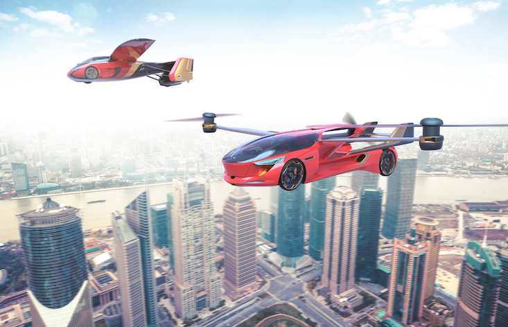 A Slovakian startup is looking to China to launch a new generation of flying cars