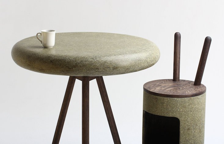 Meet the Russian designers turning pine needles into stylish furniture