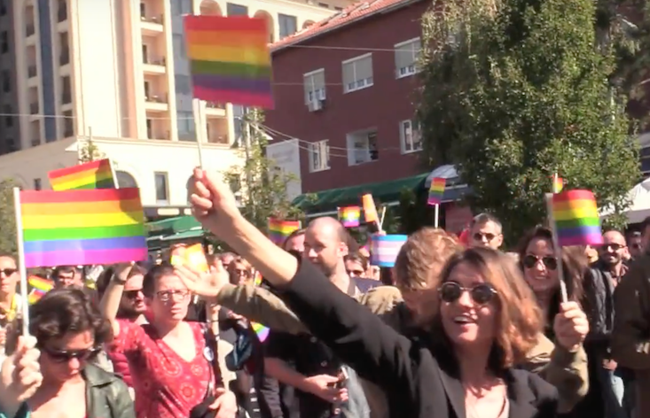 Watch this award-winning documentary on Kosovo's LGBTQ community