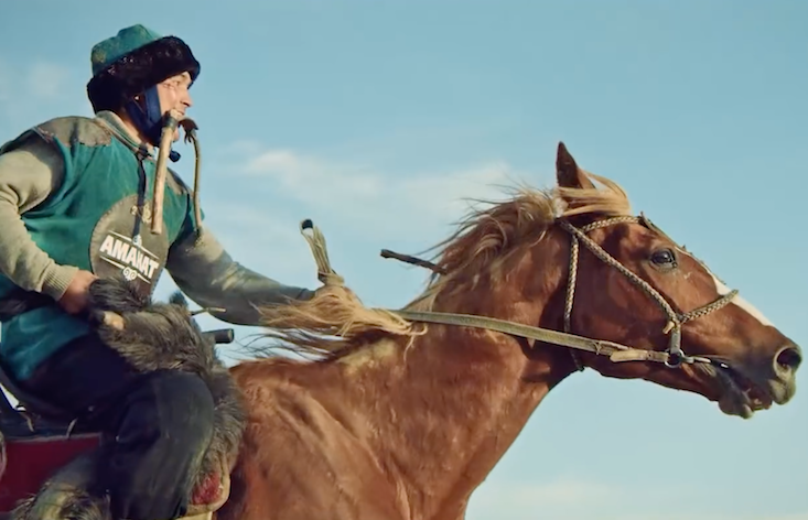 This kick-ass Central Asian sport is getting its own blockbuster