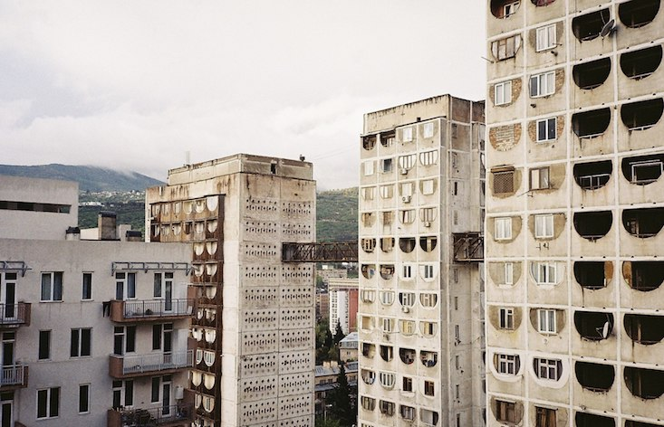 Heading to Tbilisi? The New East Travel Guide is the only app you'll need