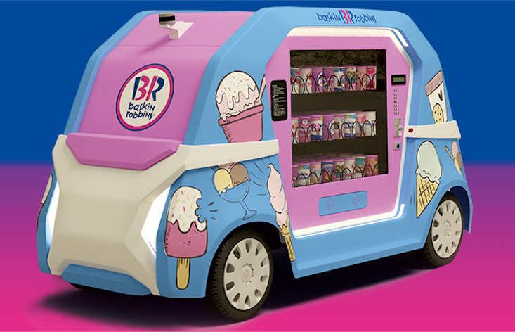 Forget driverless cars: it's time for robotic Russian ice cream trucks