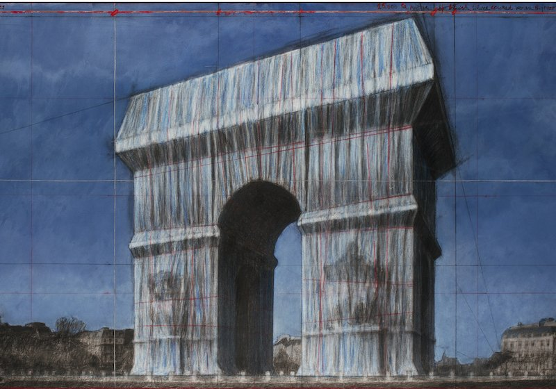 Get ready Paris: Christo is coming for the Arc de Triomphe