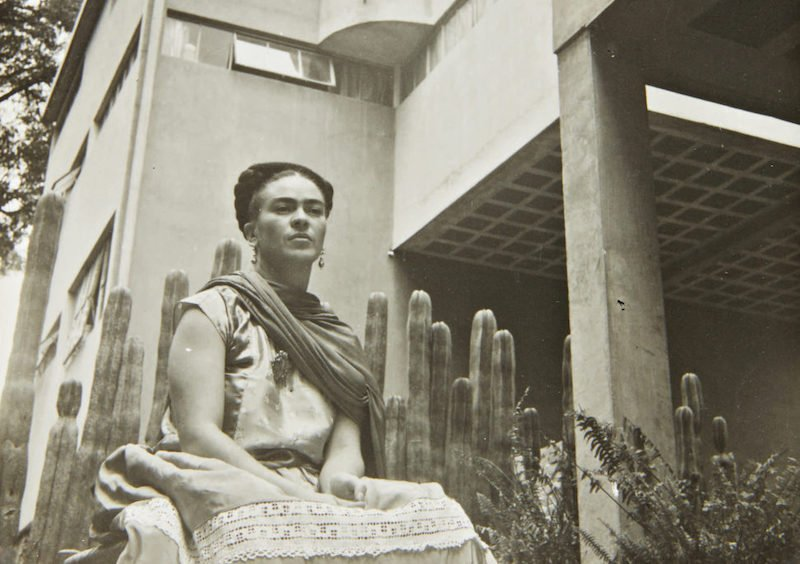 See Frida Kahlo as never before in these tender photographs taken by her Hungarian lover