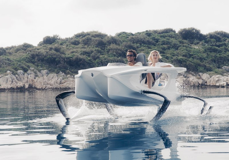 Why Slovenia's eco-friendly Quadrofoil is changing the game for seafaring startups