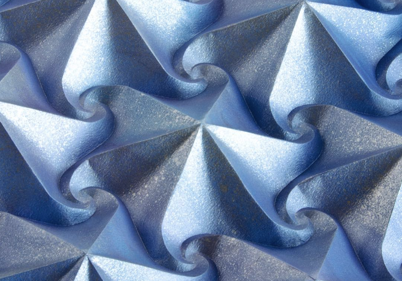 These mesmerising origami patterns will give you goosebumps