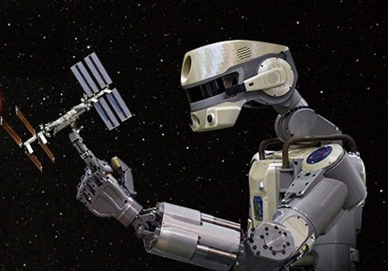 Meet FEDOR, the robot about to fly to the International Space Station