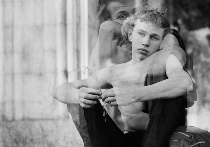 Catch the first teaser for Gosha Rubchinsky's secretive new project