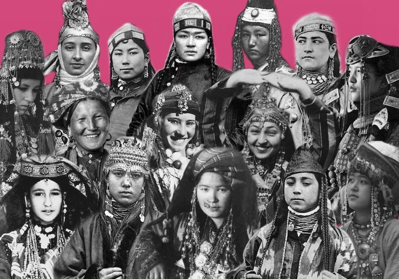 This virtual museum empowers Kazakh women to claim their place in history