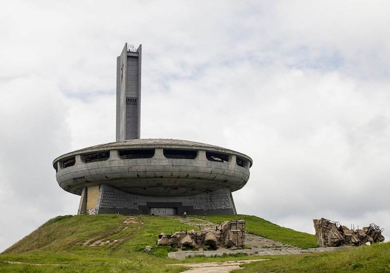 Bulgaria's Buzludzha monument and these other Modernist masterpieces have just been given a new lease on life
