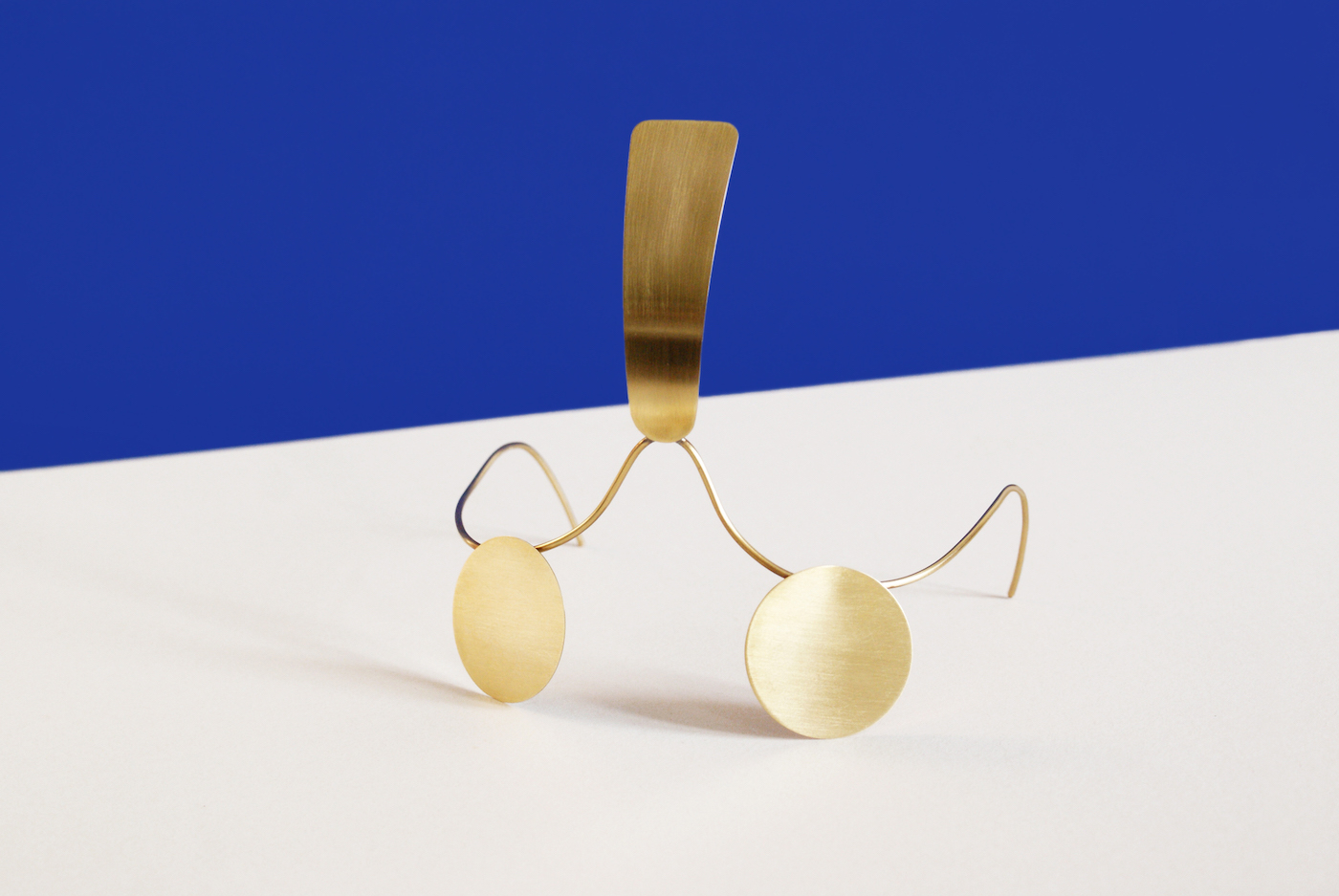 Would you wear this avant-garde jewellery to protect your