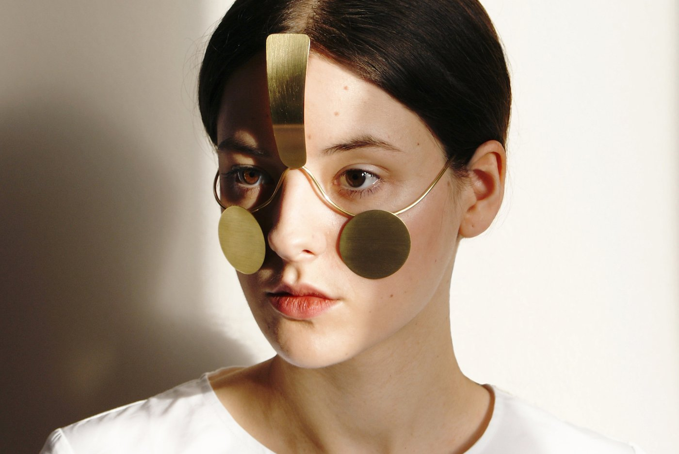 Would You Wear This Avant Garde Jewellery To Protect Your Identity From Cctv The Calvert Journal