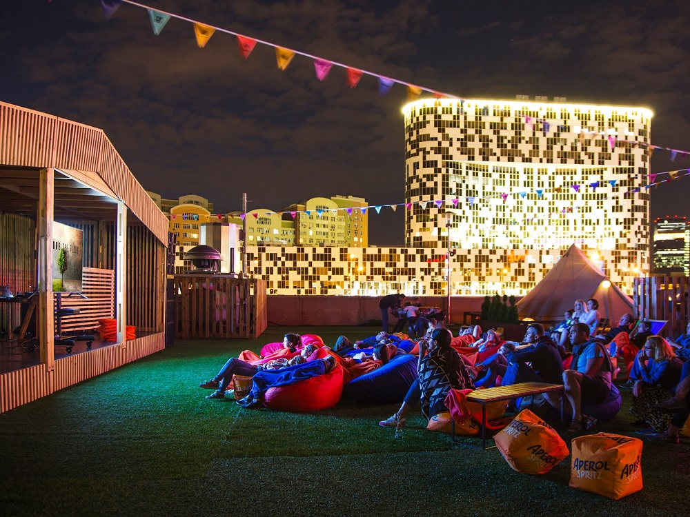 Image: Moscow Escape / AviaPark Glamping