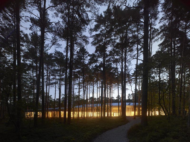 Can a building capture the spirit of Estonia's greatest composer?