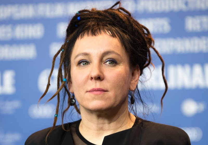 Polish writer Olga Tokarczuk flies high with Nobel Prize win
