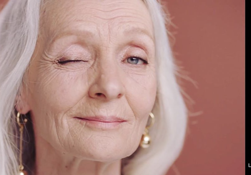 A 64-year-old Russian model has just become the fresh face of L'Oreal