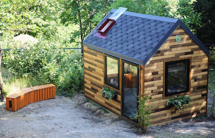 Georgian start-up's tiny pre-fab homes to go on sale this month