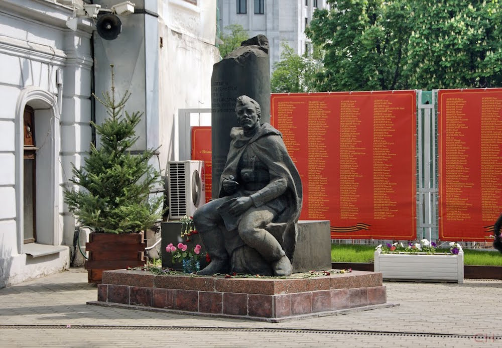 Moscow's Duma approves monument to fallen journalists