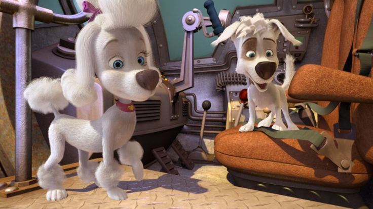 Adventure to the moon: Russian space dogs cartoon gets US release
