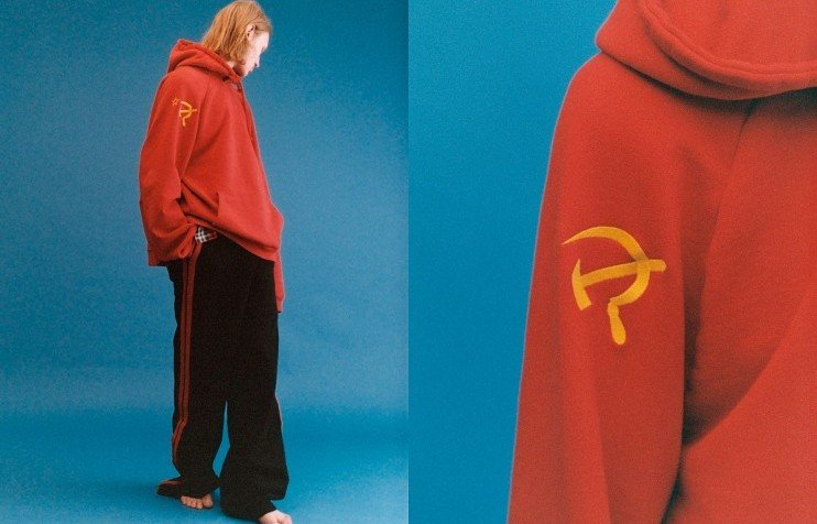 Georgian Gvasalia brothers honoured at British Fashion Council Awards