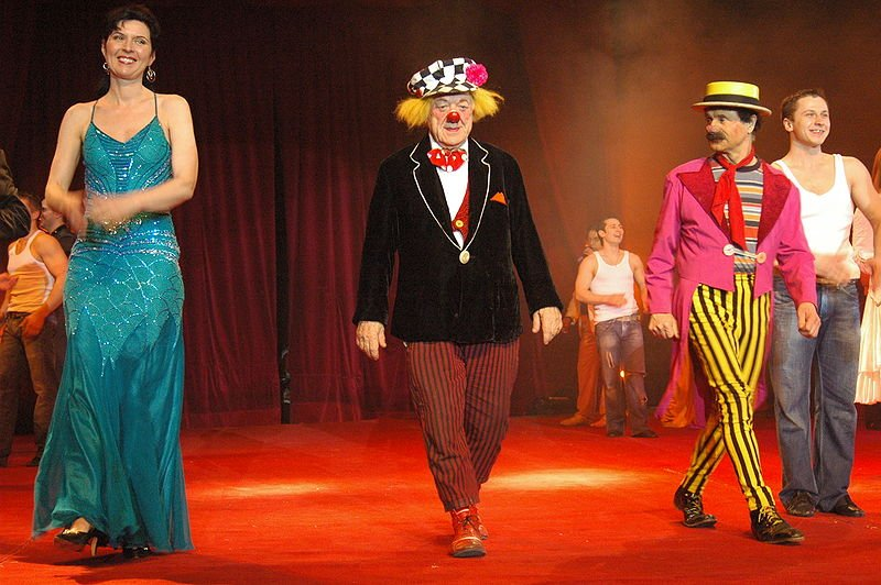 Beloved Russian clown Oleg Popov passes away