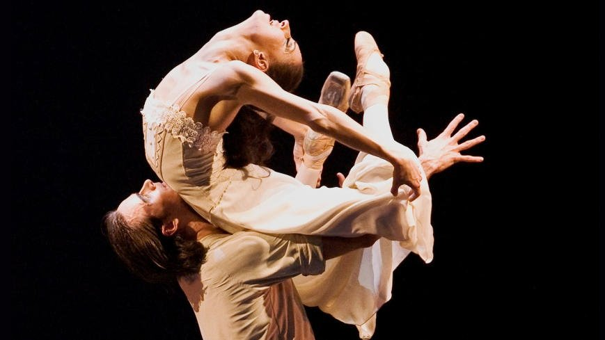 Eifman Ballet perform Anna Karenina and Rodin in London