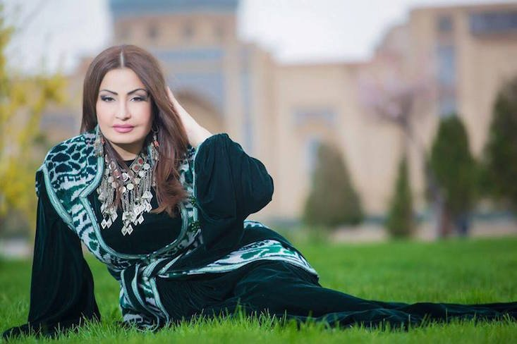 "Uzbekistan authorities condemn ""shameless"" singer"