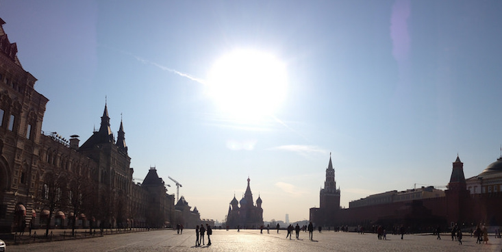 Moscow to spend $1.3M on Labour Day sunshine
