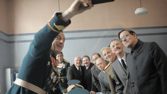 Catch the first trailer for Armando Iannucci's upcoming satire The Death of Stalin