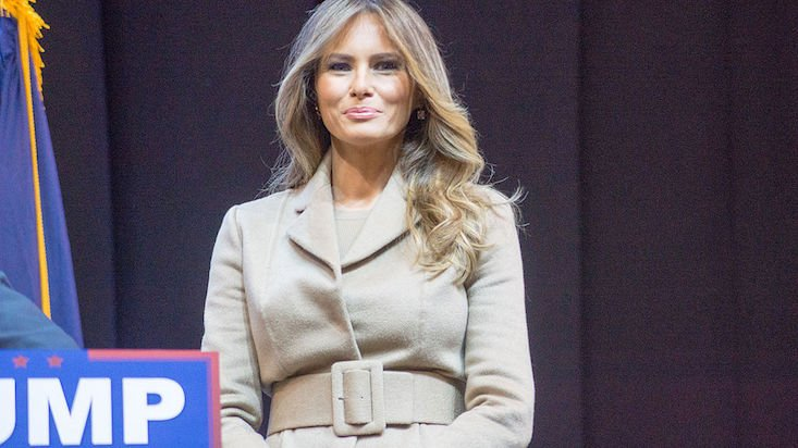Melania Trump drives Slovenia tourism surge