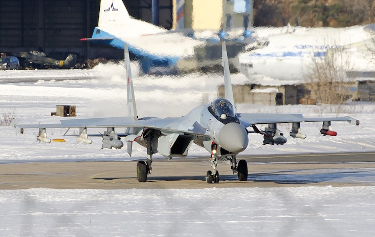Women to take off as pilots for the Russian Air Force