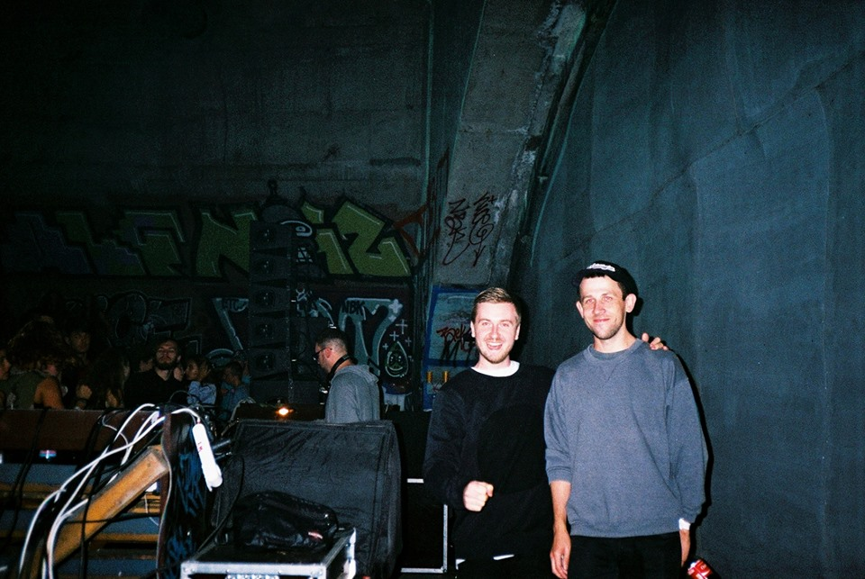 Brave! Factory Festival takeover: Noizar and Borys prove that two's a party
