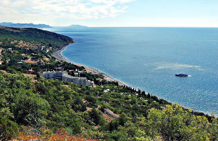 "Crimean Prime Minister wants to create ""new Beverly Hills"" in Crimea"
