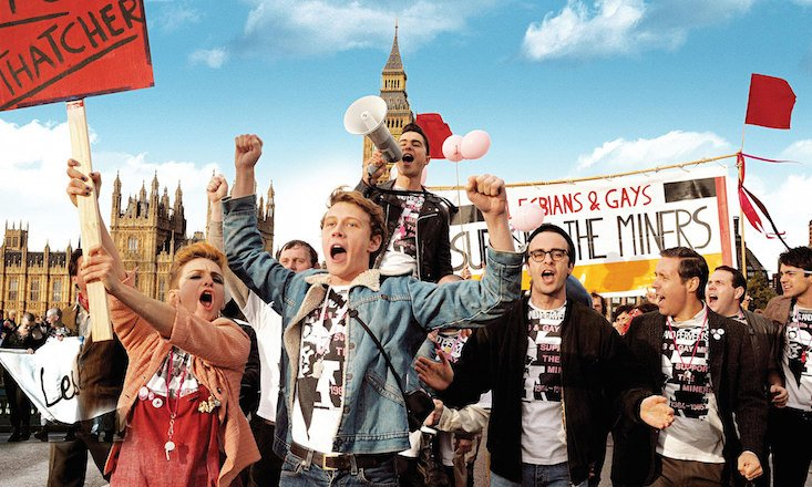 Pride to be released in Russia despite gay propaganda laws